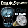 Lampara De Lava O Glitter Foco De Repuesto De 30 Watts
