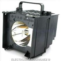 Lampara Para Tv Pantalla Toshiba Y67-lmp Con Carcaza Foco