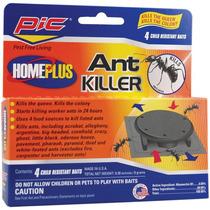 Home Plus At-4ab Plástico Ant Killing Estaciones De Cebo
