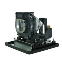 Lámpara Con Carcasa Para Panasonic Ptae2000 Proyector