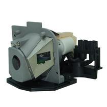 Lámpara Con Carcasa Para Optoma Ep727 Proyector Proyection