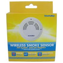 Sensor De Humo Inalámbrico Para Sec-air-alarm1