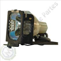 Sanyo6103077925-lámpara De Proyec Tv Dlp Philips Con Carcasa
