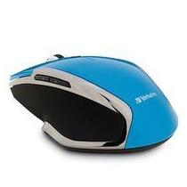 Mouse Deluxe Inalambrico Verbatim Blue Led Azul 99016