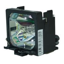 Lámpara Con Carcasa Para Sony Lmpc120 Proyector Proyection