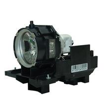 Lámpara Con Carcasa Para Dukane Imagepro 8918 Proyector