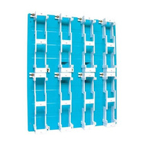 Sutttle Backboard-8 De Bloque - Azul
