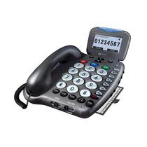 Amplified Teléfono Con Identificador De Llamadas Parlante