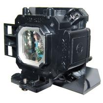Lámpara Con Carcasa Para Canon Lv-8310 / Lv8310 Proyector