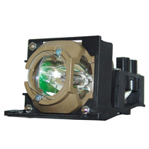 Lámpara Con Carcasa Para Dell 3100mp Proyector Proyection