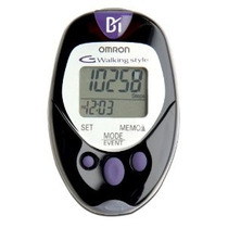 Omron Hj-720itffp Bolsillo Podómetro Con Advanced Omron Soft
