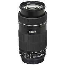 F4-5.6 Canon Ef-s 55-250mm Is Lente Stm Para Canon Slr Cámar