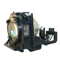 Lámpara Con Carcasa Para Panasonic Ptd12000 Proyector