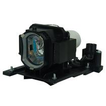 Lámpara Con Carcasa Para Hitachi Hcp-2720x / Hcp2720x