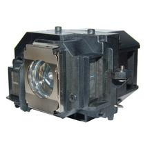 Lámpara Con Carcasa Para Epson Elps8 Proyector Proyection