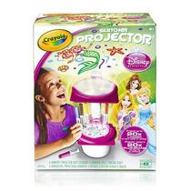 Disney Princess Crayola Luz Del Proyector