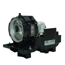 Lámpara Con Carcasa Para Dukane Imagepro 8944 Proyector