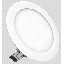 Panel Circular Para Empotrar Led 12 Watts - Remate