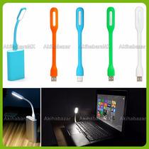 Lampara Led Usb Flexible Laptop. Mayoreo Y Menudeo.