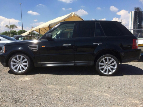 Land Rover Range Rover Sport Supercharged 2008