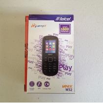 Lanix W32 *celular Basico /vga/32mb Ram /1.3mpx /fm