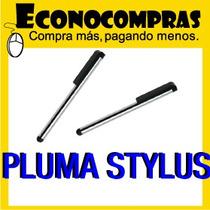 Pluma Stylus Especial Para Tu Iphone / Ipod Touch 100% Nuevo