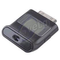 Alcoholimetro Digital Analizador De Aliento Ipone Ipad Touch