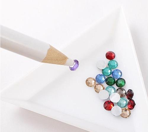 Unas acrilicas cristales para salud belleza car interior for Cristales swarovski para decorar unas