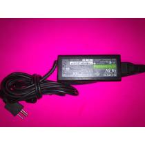 Eliminador Vgp Ac19v20 Sony Vaio Modelo Pcg-6x1p Original