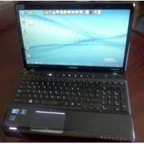 Toshiba Satallite. Core I5, 4 Gb Ram, Dd 500 Gb Descompuest