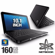 Mini Laptop Hp Muy Baratas 2gb Ddr3 Webcam Windows 7 10.1
