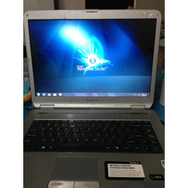 Laptop Sony Vaio Vgn-nr160e Win 7 Ultimate Plata