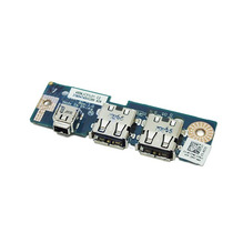 Dell Vostro 1510 1520 2510 Usb Port And Firewire Io Circuit