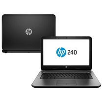 Laptop Hp 240 G3 Celeron 2gb 500gb Pantalla 14 W8 Remate!!!