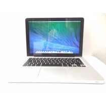 Macbook Pro 13 2011 Core I5 4gb 500gb Intel Hd 3000 Capitan