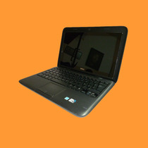 Laptop Tablet Dell Inspiron Duo Touch Atom Hdd 320 Mem 2gb