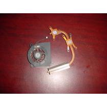 Disipador Y Ventilador Acer Travelmate 2450