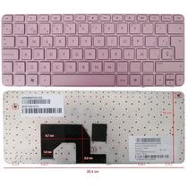 Teclado Hp Mini-210 Rosa