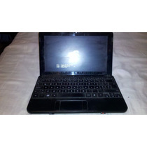 Laptop Barata Compaq Wifi- Dvd Usb Win 7 Remate Mini Cq10