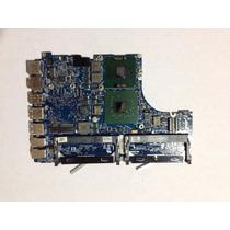 Tarjeta Madre Macbook A1185 A1181 Intel Al 100