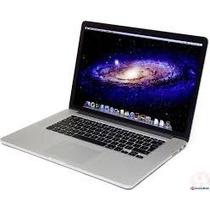 Macbook Pro 13 4 Gb Ram 500 Gb Ssd Nuevas Selladas Garantia