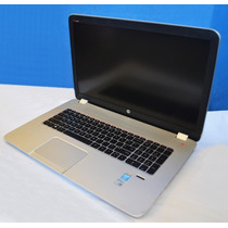 Hp Envy Core I7 3.1ghz 16gb Ram 256ssd+1tb 17.3 Video Nvidia