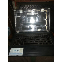 Laptop Hp G42,teclado,ventilador,cd,mother,pila,cargador,etc