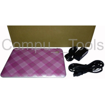 Laptop Hp Mini 210-2141la Rosa /plata 2gb Ram 320 Disco Duro