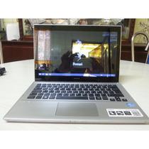 Ultrabook Sony Vaio Touch Sc. 320 Gb D.duro 4 Gb Ram Al 100%
