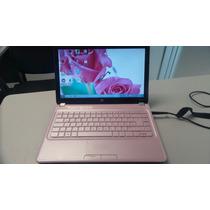 Lap Top Hp Pavilion G4 Color Rosa