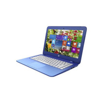 Laptop Hp Mini Stream Azul,intel Hd + Audifonos + Cooler Pad