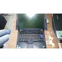 Laptop Marca Levono Core I5 Modelo T410
