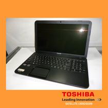 Laptop Toshiba Satellite C855d Amd-e1 Hdd 320gb Mem 4gb 15.6