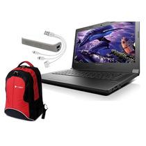 Laptop Lenovo B40 Dd 500gb Ram 4gb 14 + Mochila + Bateria